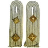 Wehrmacht Heer, Infantry Hauptmann sew in shoulder boards