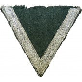 Wehrmacht Heer or Reichsheer rank chevron for Gefreiter