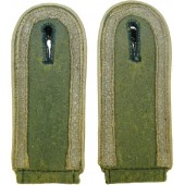 Wehrmacht Heer salty pair of Infantry NCO shoulder straps