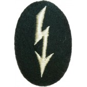 WW2 German Signals operator with infantry unit trade patch