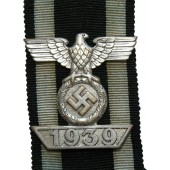 Iron cross 1939 2nd class clasp for EK 1914