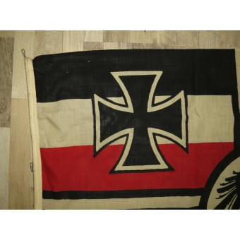 Military flag of Imperial Germany 1903-1918.. Espenlaub militaria