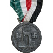German-Italian commemorative DAK medal