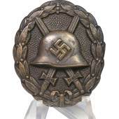 Spanish, first type 1939 silver class wound badge