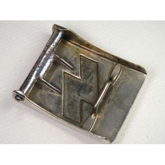Deutsche Jungvolk belt and buckle marked RZM K.H 46. Espenlaub militaria