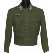 German M 44 tunic for medical officer