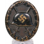 """Wound badge 1939. 3rd class. Variant """"three stripes"""""""
