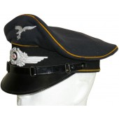 Luftwaffe visor cap for the lower ranks of flight personnel or paratroopers