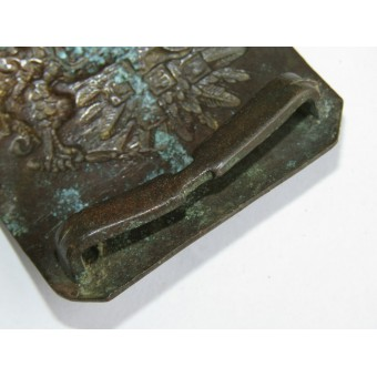 The buckle of the Russian Imperial Army.. Espenlaub militaria
