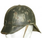 WW2 simplified helmet for air defense units, produced during the GPW