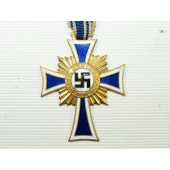 3rd Reich. The Cross of Honour of the German Mother. Espenlaub militaria