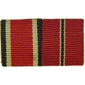 EK2  and the Ostfront Medal ribbon bar