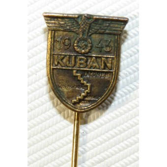 Miniature of sleeve badge shield Kuban.. Espenlaub militaria