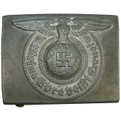 SS buckle for enlisted men 822/42. Zinc alloy