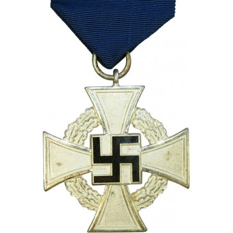 The Civil Service Faithful Service Medal, 2nd class, for 25 years of service. Espenlaub militaria