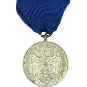 Wehrmacht Long Service Award, 4 years in service
