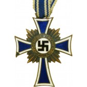 WW2 3rd Reich Mother Cross in bronze