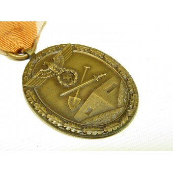 WW2 German Westwall Medal.. Espenlaub militaria