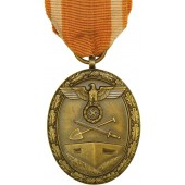 WW2 German Westwall Medal.