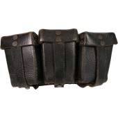 German rifle ammo pouch, Rb Nr 0/1200/0142