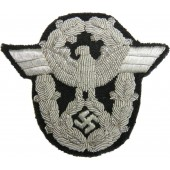 Officers sleeve eagle of the Third Reich armored police