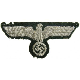 Wehrmacht officers tunics breast eagle. Espenlaub militaria