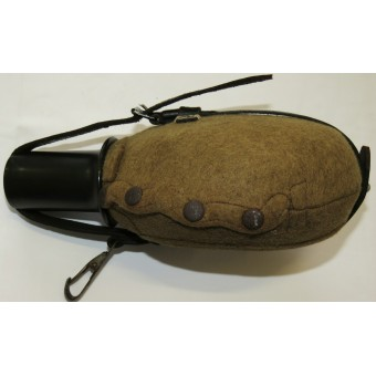 German field canteen,1 liter for mountain troops and military medical personnel. Espenlaub militaria