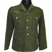 M 40 Wehrmacht Heer tunic in salty condition.