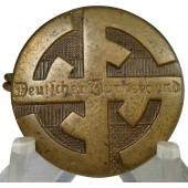 Deutscher Turnerbund membership badge
