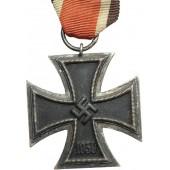 EK2 Iron Cross with a ribbon bar