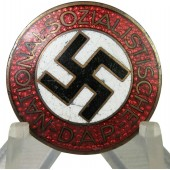 M 1/139  NSDAP badge. Extremely rare type