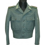 M44 Polizei tunic, 3rd Reich. Mint, unused condition.