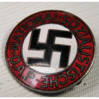 Deschler, NSDAP member badge M1/52 RZM
