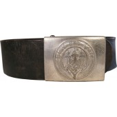 BDM or HJ Belt and buckle - Blut und Ehre, RZM M 4/24