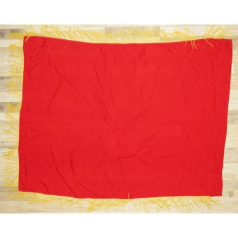 The Young Pioneers of USSR Banner, pre-war issue