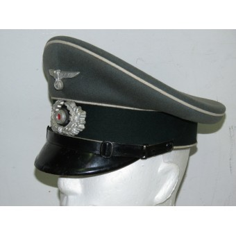 Wehrmacht Infantry NCO's and lower ranks visor