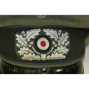 Alter art type visor hat, Heeres transport or supply troops.. Espenlaub militaria