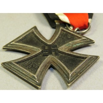 EK II Iron cross 1939 second class. Marked 98 Rudolf Souival, Vienna. Espenlaub militaria