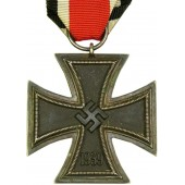 EK II Iron cross 1939 second class. Marked 98 Rudolf Souival, Vienna
