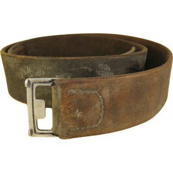 German Police or Wehrmacht or other branches combat belt. Espenlaub militaria