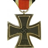 Iron cross 1939 2nd class. Eisernes Kreuz 2.Klasse- EK 2. Marked 44 Jackob Bengel Idar Oberstein