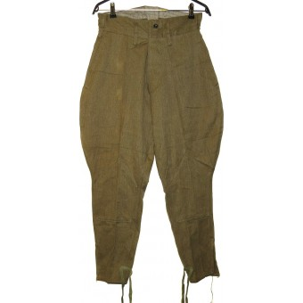 RKKA M 35 breeches. 1941 year dated. Espenlaub militaria