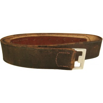 SA combat leather belt marked RZM Kernstuck L2/371/39 SA1039.. Espenlaub militaria