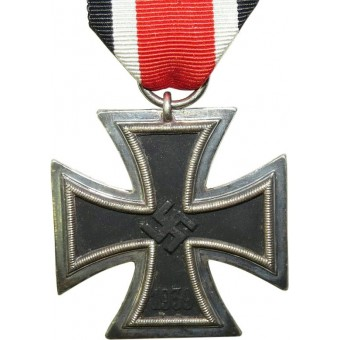 EK II, Iron cross 1939, 2nd class. Marked 24. Espenlaub militaria
