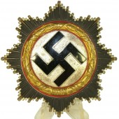 German Cross in Gold /Deutsche Kreuz in Gold, marked 20 - Zimmermann, Pforzheim