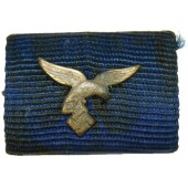 Luftwaffe ribbon bar for 4 years in the Wehrmacht medal