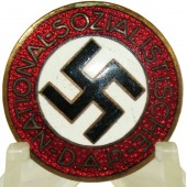 M1/127RZM NSDAP Member badge - Alfred Stübbe