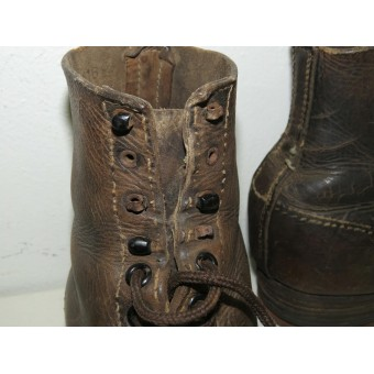 Wehrmacht Heer Mannschaft/enlisted man shoes