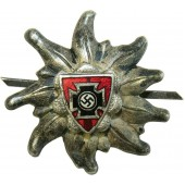 NS-Reichskriegerbund traditions cap badge