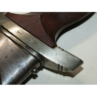 SA M38 dagger in post 1938 year, 3rd type RZM M 7/104